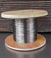 Купить нихром проволока Х20Н80, ф0,6мм. 5 метров
