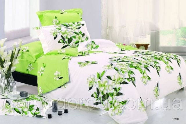 Вдохновение Двуспальное постельное белье ранфорс Viluta, фото 2