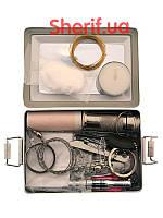 Набор для выживания в боксе алюминий , 16027100