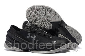 Мужские кроссовки Under Armour Clutchfit Drive Low Black/Grey