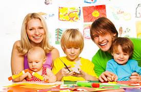 Детское творчество и игры