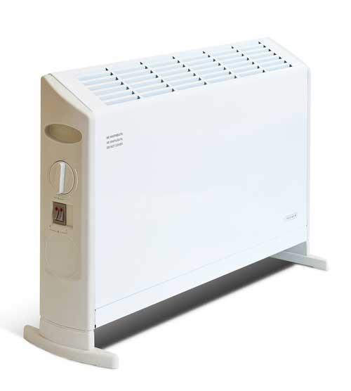 Обогреватель электрический напольный 2 кВт ЭВУА 2,0/230-2 с