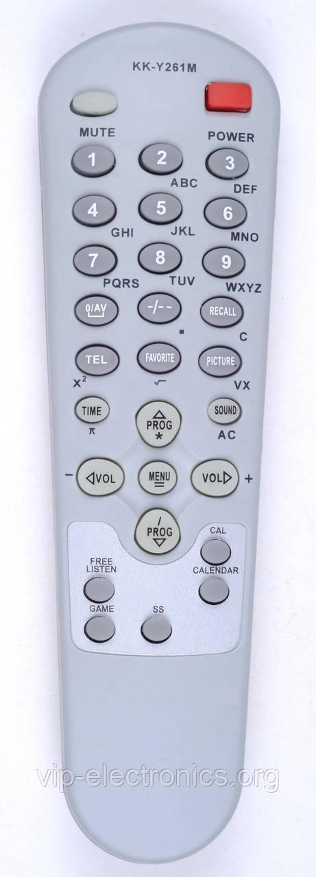 Пульт Konka KK-Y261M (ТОПАЗ) (TV) (CE)