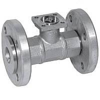 2-х ходовой регулирующий шаровый клапан R6015R1-B1 DN 15 фланцевый