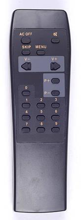 Пульт Konka RC-18B004 (TV) до чорно-білих TV (CE)