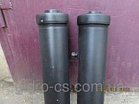 Покупаем бу Гидроцилиндр подъема кузова 2ПТС-4. 1458603023,ГЦТ 1-3-17-1350