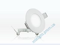 Светодиодный светильник 6W Bellson круг 2700K