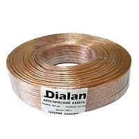 Акустический кабель (bimetal) сечение 2*1,5