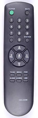 Пульт LG 105-230M (TV) (CE)