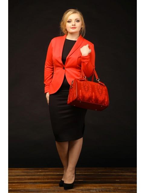Жакеты женские большие размеры - Модный мир в Житомире