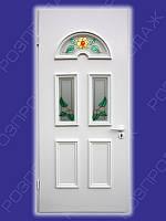 Межкомнатная двери ПВХ, модель Диамант