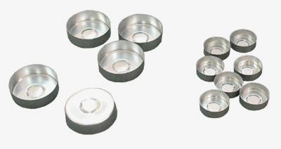 Колпачки-пробки алюминиевые, многоразовые