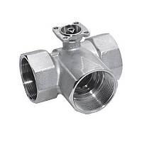 3-х ходовой регулирующий шаровый клапан R3015-4-B1 DN 15