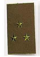 Погон  хаки муфта старший лейтенант