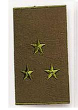 Погон хакі муфта старший лейтенант (старий зразок)