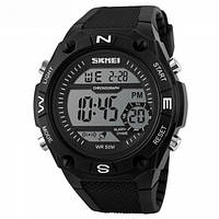 Часы Skmei 1093 Black-White