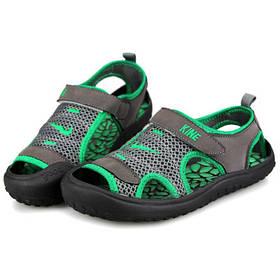 Детские спортивные сандалии летние на мальчика