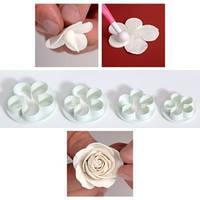 Вырубка для мастики Роза Большая