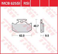 Тормозные колодки колмплект TRW / Lucas MCB625SI