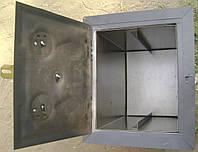 Духовка печная стальная 300*300*400 мм