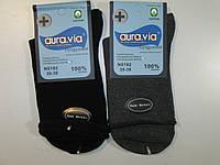 Женские  носки Aura.via (широкая резинка), размеры ,39/42 , арт. N 5192