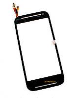 Сенсор (тачскрин) HTC Desire 608t Black Original