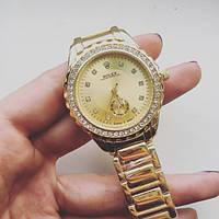 Часы женские Rolex Diorama золотые, магазин наручных часов