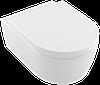Подвесной унитаз Villeroy & Boch Avento Directflush + крышка Softclose