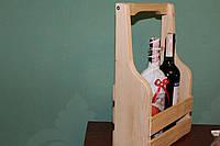 Ящик для вина на 2 бутылки