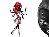 Monster High Exclusive Wydowna Spider Fashion