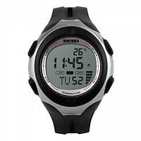 Часы Skmei 1080 Black-White
