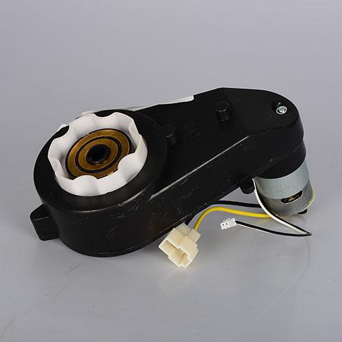 Редуктор с мотором 35W 12 Вольт, 10000 об/мин  для детских электромобилей M2760, M2398, M2761