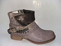 Ботинки весенние женские
