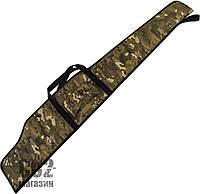 Чехол для винтовки с карманом Camo
