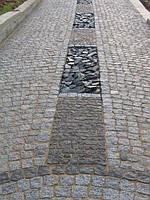 Гранитная брусчатка в Херсоне, фото 1
