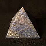 Пірамідка кварцова. Блакитний кварц., фото 2