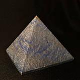 Пірамідка кварцова. Блакитний кварц., фото 3