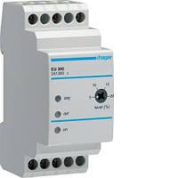 Hager EU300 Реле контроля многофункциональное, 3-фазное, 2м