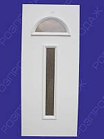 Сендвич панелей дверная модель Бирюза