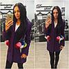 """Кашемировое пальто """"Мороженко"""", фото 3"""