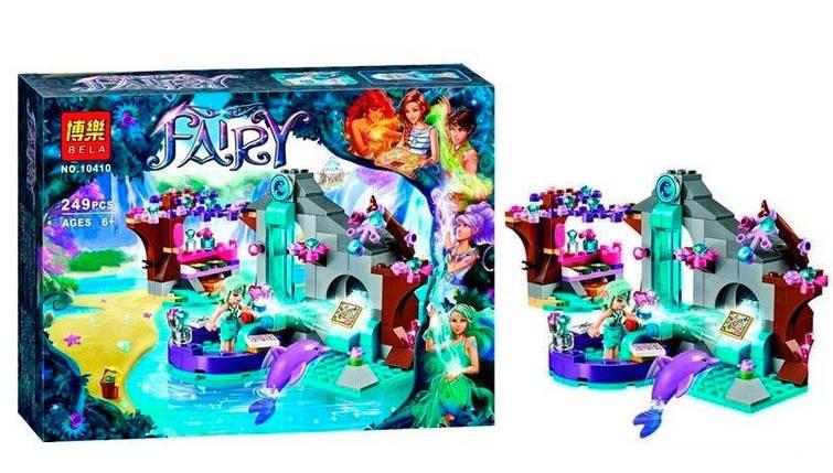 "Конструктор Bela Fairy 10410 ""Спа-салон Наиды"" (аналог Lego Elves), фото 2"