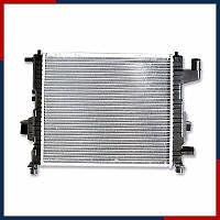 Радиатор охлаждения RENAULT LOGAN 1.2  1.5 DCI MCV  1.2 75CP  1.5 DCI SANDERO/1.5 DCI DOKKER /LODGY 2013-2016