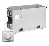 Приточно-вытяжная установка с рекуперацией ВУТ 300 Г мини