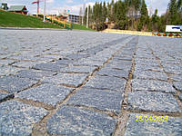 Гранитная брусчатка в Симферополе, фото 1