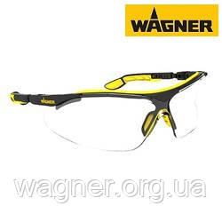 Очки защитные малярные UVEX Comfort (прозрачное стекло) Wagner