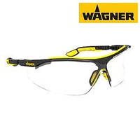 Очки защитные малярные UVEX Comfort (прозрачное стекло) Wagner, фото 1