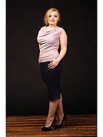 Женская юбка больших размеров (р. 48-72) арт. Француз