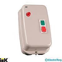 Контактор КМИ49562 95А в оболочке с индикатором Ue=400В/АС3 IP54 ИЭК