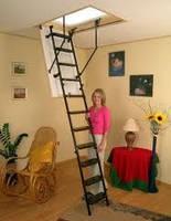 Чердачная лестница OMAN модель METAL T3