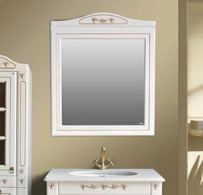 Зеркало Атолл Верона 85 dorato